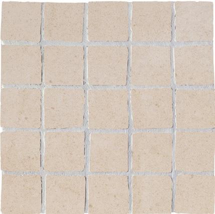 Ariostea Pietre High-Tech  Crema Europa ARI-MOS296SM Mosaik 30x30 satiniert R9