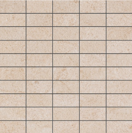 Ariostea Pietre High-Tech  Crema Europa ARI-MBSA296 Mosaik 30x30 satiniert R9
