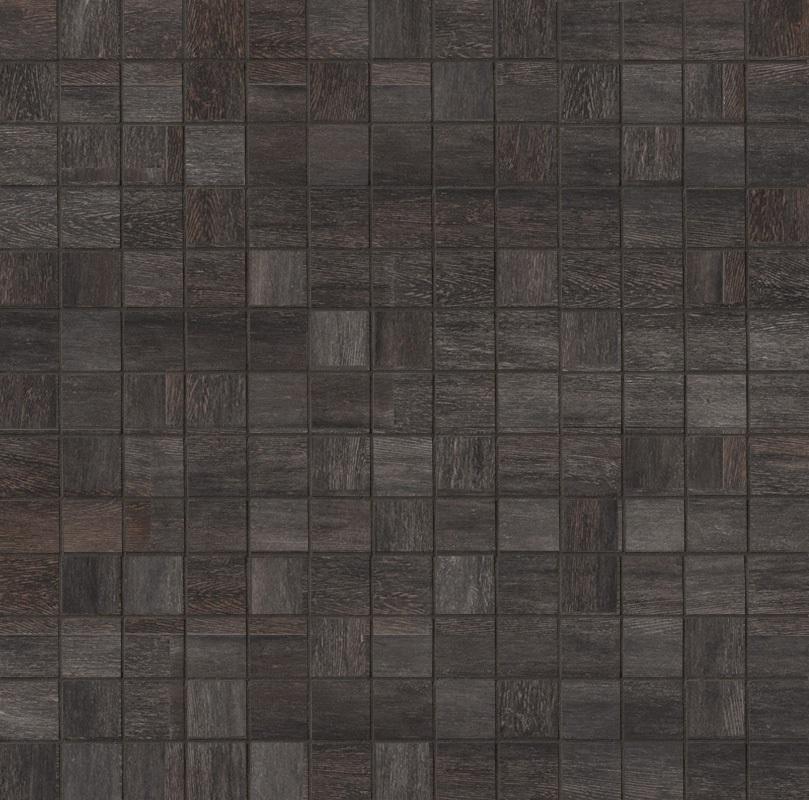 Ariostea Legni High-Tech Rovere Abbazia ARI-MC364 Mosaik 30x30 antik R10 Holzoptik