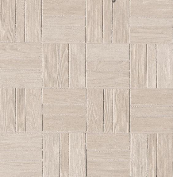 Ariostea Legni High-Tech Rovere Corda ARI-DOMM379 Mosaik 30x30 antik R10 Holzoptik
