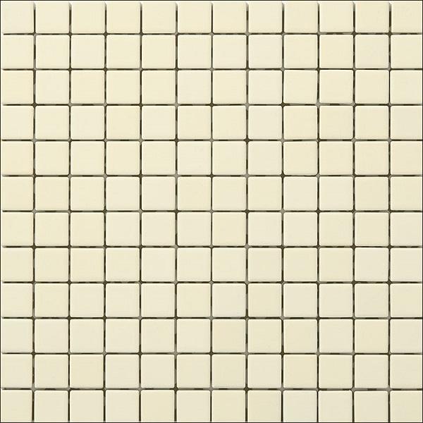 Engers Ohio creme EN-OHI220 Mosaik 2,5x2,5 30X30 matt
