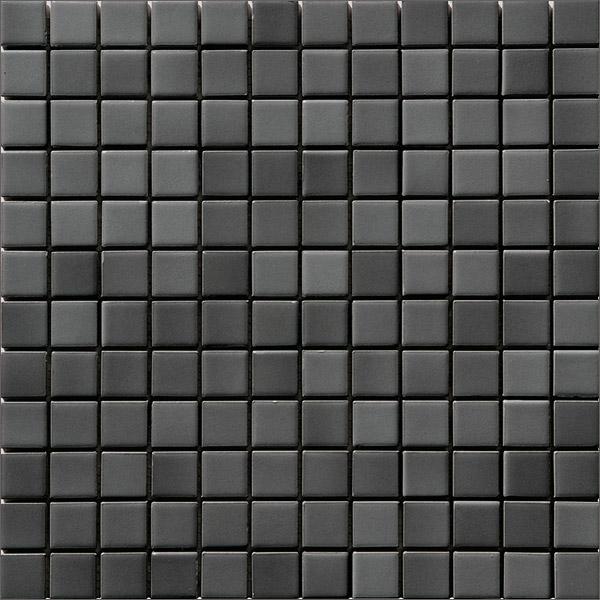 Engers Ohio anthrazit EN-OHI110 Mosaik 2,5x2,5 30X30 matt