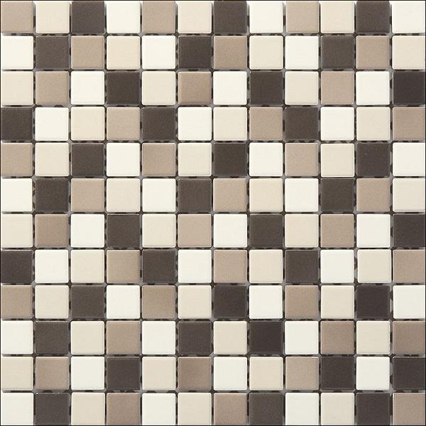 Engers Ohio creme-cappuchino EN-OHI360 Mosaik 2,5x2,5 30X30 matt