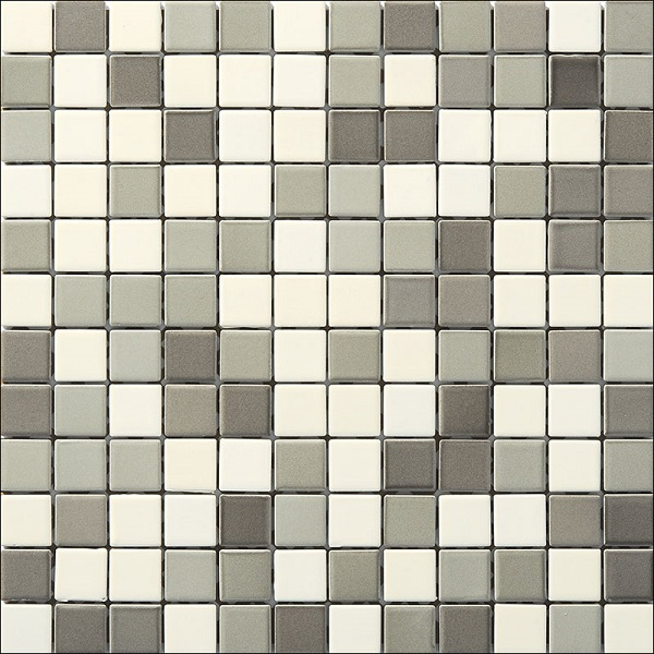 Engers Ohio creme-olive-braun EN-OHI380 Mosaik 2,5x2,5 30X30 matt