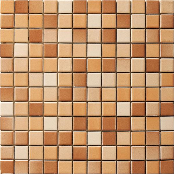 Engers Ohio beige-braun EN-OHI340 Mosaik 2,5x2,5 30X30 matt