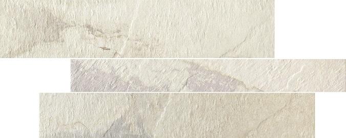 Del Conca Nat Bianco DEL-HNT10-ST Stonemix 30x60 geschiefert R11