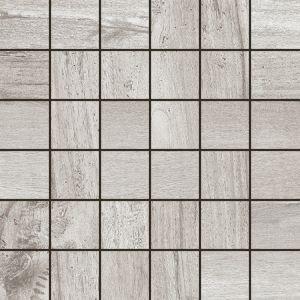 Del Conca Saloon Grigio DEL-SA05-MO Mosaik 30x30 Holzoptik R9