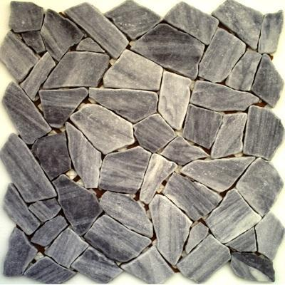 Naturstein Polygonal grau FP-Poly RS036 30x30