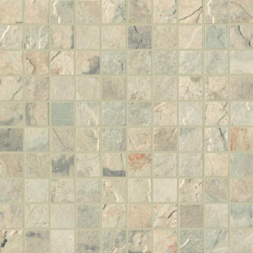 Unicom Starker Natural Slate winter UNI-4022  Mosaik 3x3 30x30 geschiefert