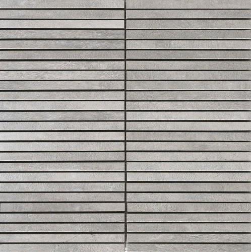 Unicom Starker Icon dove gray UNI-5269  Stripes 30x30 naturale