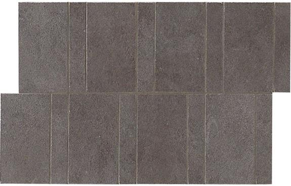 Novabell Soft Look Antracite NO-SFT 223K Mosaik 30x20 matt