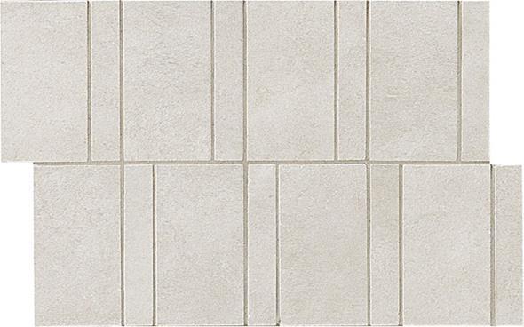 Novabell Soft Look Grigio-Chiaro NO-SFT 113K Mosaik 30x20 matt