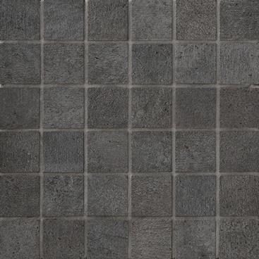 Novabell Tribeca Asfalto NO-TRB 998K Mosaik 5x5 30x30 matt