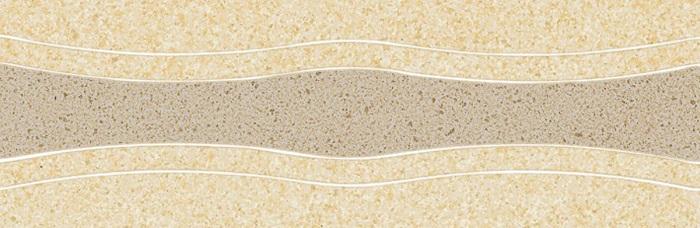 Paradyz Arkesia beige/brown PAR-FZD252055  Dekor 30x10 matt