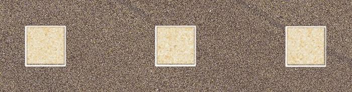 Paradyz Arkesia mocca/brown PAR-FZD264910  Dekor 30x8 matt