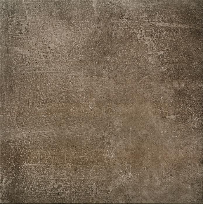 Compakt Taupe Wand u. Bodenfliese 60x60 matt Betonoptik