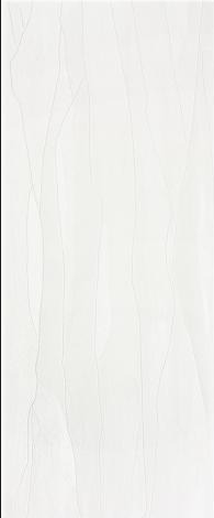 Steuler SILK white St-Y33105001 Wandfliese 33x80 matt