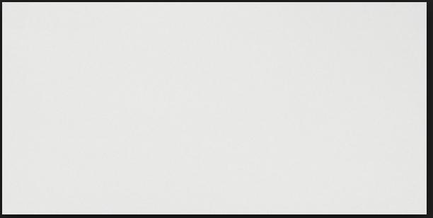 Cinque White Boden-/Wandfliese weiss 40x80 matt
