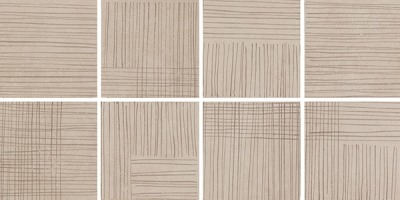Steuler Thinsation beige Y12040001 Dekorfliese 15x15 matt