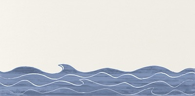 Steuler Tide - Arctic Bears bunt Y59232001 Dekorfliese 20x40 matt