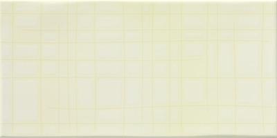 Steuler Sketch pastellgelb Y59251001 Dekorfliese 20x40 glänzend
