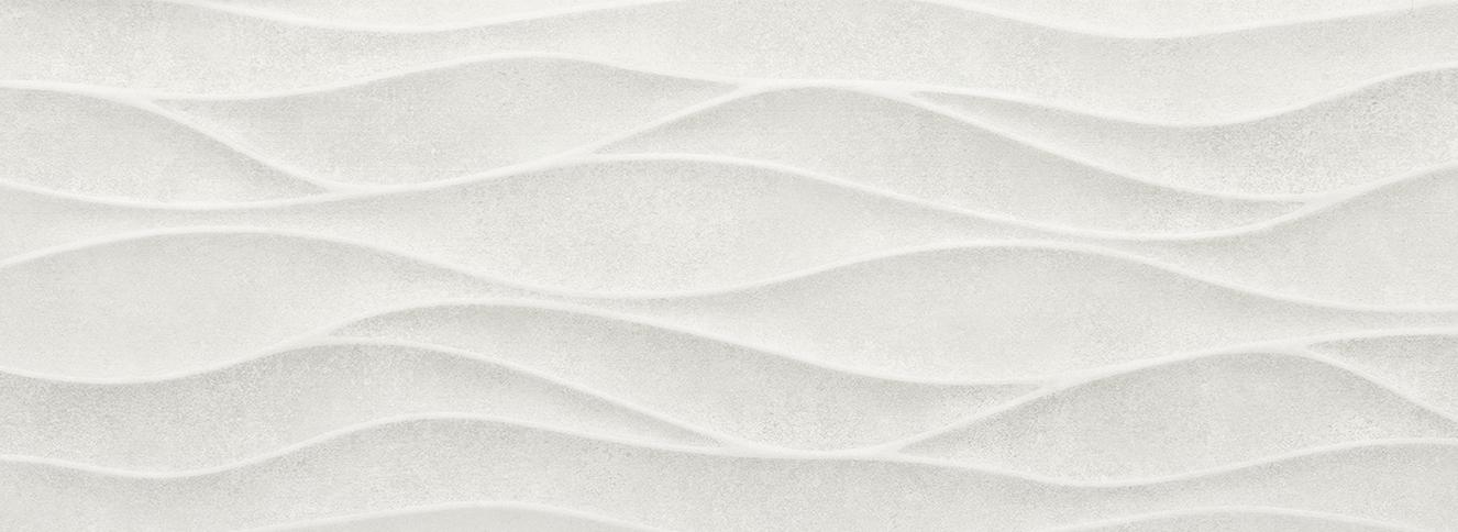 Tau Ceramica Yaiza brisa gris Wandfliese 25x75 matt