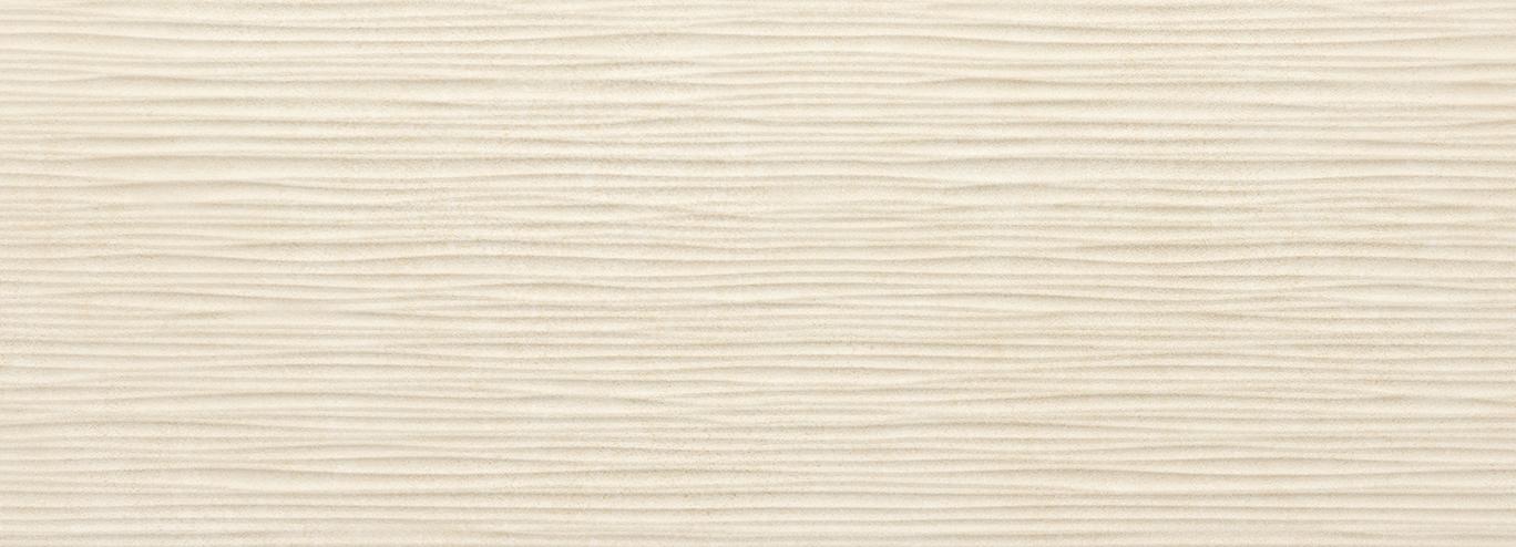 Tau Ceramica Yaiza dunas beige Wandfliese 25x75 matt