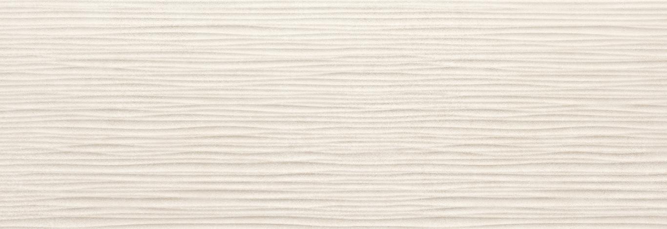 Tau Ceramica Yaiza dunas marfil Wandfliese 25x75 matt