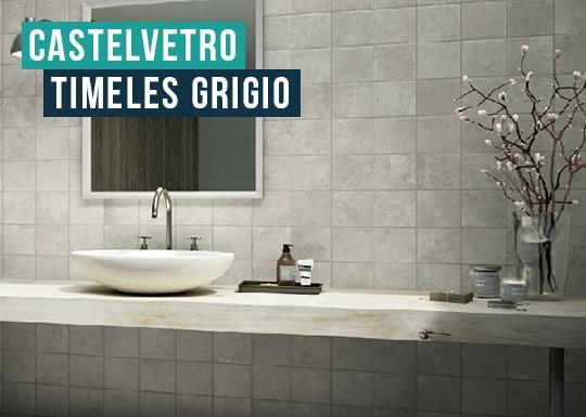 Castelvetro Timeles Grigio