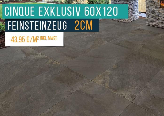 Cinque Exklusive 60x120