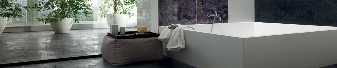 Badezimmerfliesen. In Bad Und Wohnräumen Sind Fliesen ...