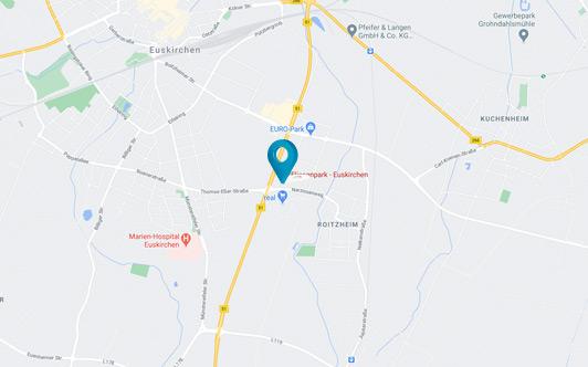 landkarte euskirchen